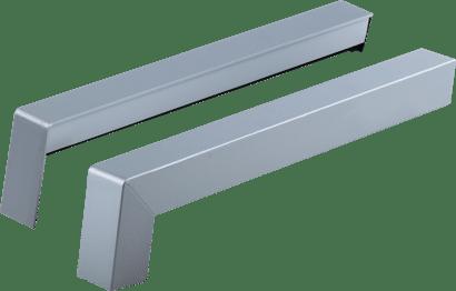 Fensterbank-Abschluss A500 V 24mm Breite Tropfnase 40 mm