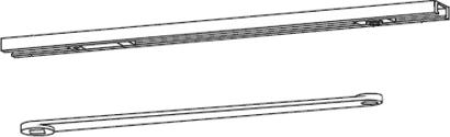 Gleitschiene Modell G 96 N 20 zur ITS96