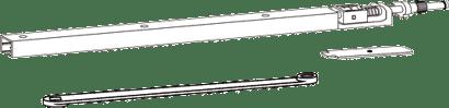 Gleitschiene Modell G 96 GSR zur ITS96