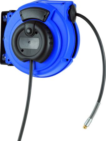 Automatischer Druckluft-Schlauchaufroller