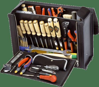 Werkzeugtasche 400x140x280 mm