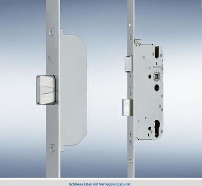 Secury Mehrfachverriegelung MR2 (2 Massivriegel)