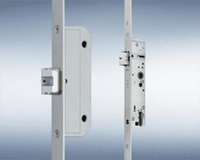 Secury Mehrfachverriegelung Automatic mit Panikfunktion E