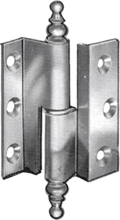 Lappenband mit Zierkopf