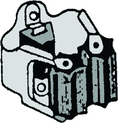 Klemmfix Stielhalter