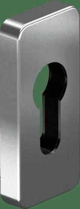 Schlüsselrosette für Rahmentür