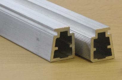Gratleiste Alu ohne Stahleinlage