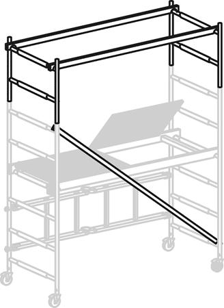 Fahrgerüst SAFE-T SOLUTION Safe-T Kit