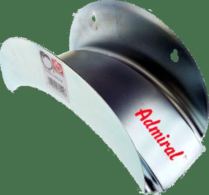 Wandschlauchhalter Stahlblech