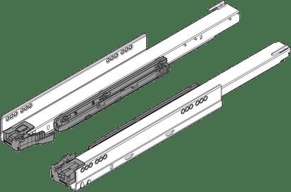 LEGRABOX Korpusschiene für TIP-ON BLUMOTION 40kg