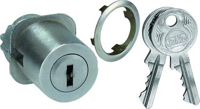 Schließeinsatz zu ASS Drehstangenschloss mit Zylinder