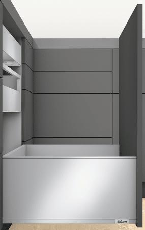 LEGRABOX pure Komplett-Set Höhe F (240 mm)