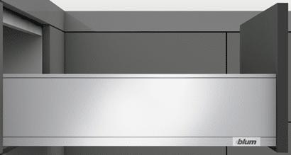 LEGRABOX pure Komplett-Set Höhe K (128 mm)