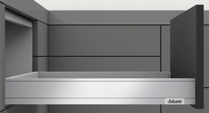 LEGRABOX pure Komplett-Set Höhe N (66 mm)