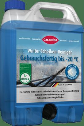 Scheibenfrostschutz gebrauchsfertig
