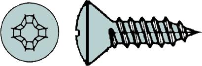 Blechschrauben DIN 7983