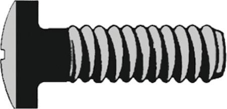 Linsenkopfschrauben