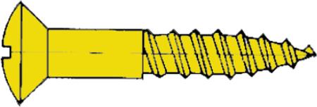 Linsensenkkopfschrauben