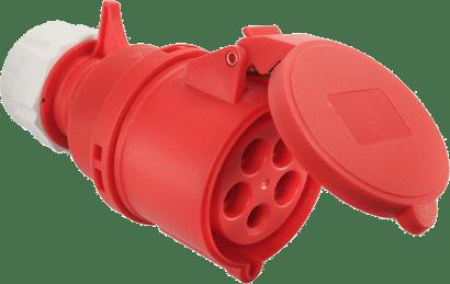 CEE-Kraftkupplung