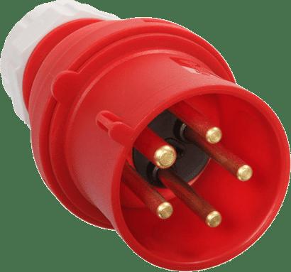 CEE-Phasenwender-Stecker