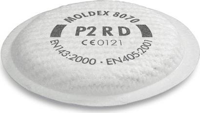 Partikelfilter für Serie 8000