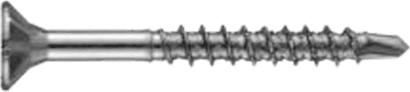 Spanplattenschraube mit Bohrspitze Senkkopf TG Edelstahl TX