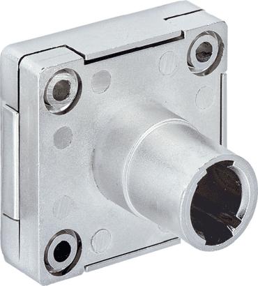 Möbel-Zylinderaufschraubschloss Nr. 8504 o. Zylindereinsatz