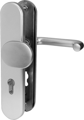 Schutz-Wechselgarnitur Aluminium Linie 10