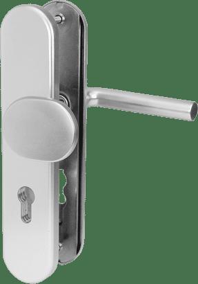 Schutz-Wechselgarnitur Aluminium Linie 50