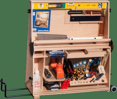 Werkzeugkoffer Schreiner