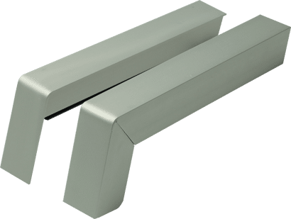 Fensterbank-Abschluss A900G Tropfnase 40 mm