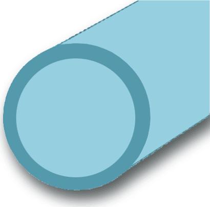 Aluminium-Rohr