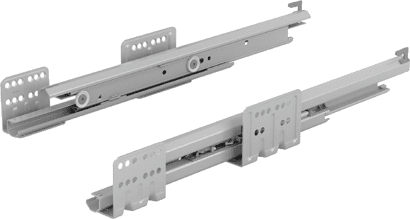 Vollauszug Actro SETS mit Silent System