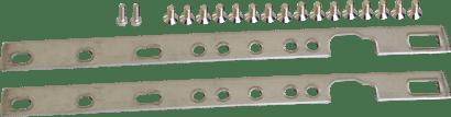 Adapter-Set für Glastüren 10mm