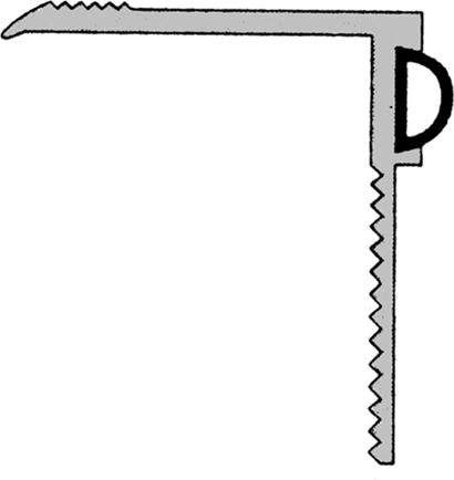 Türanschlagschiene ARB1