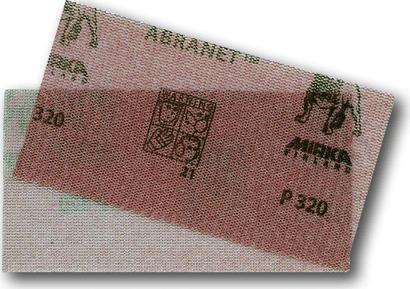 Abranet-Schleifmittel-Streifen 81 x 133 mm