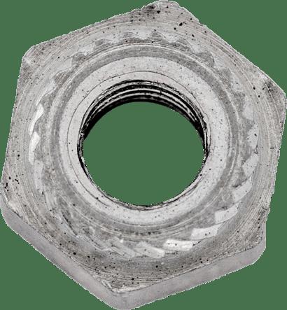 Kalei-Setzmuttern Stahl gehärtet