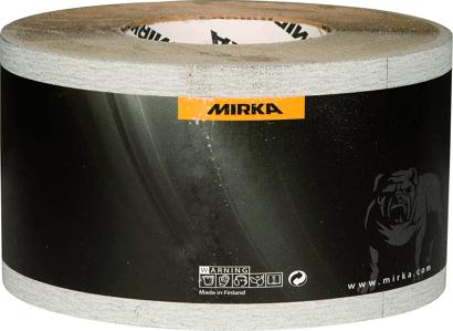 Caratflex-Schleifrollen 115 mm x 50 m