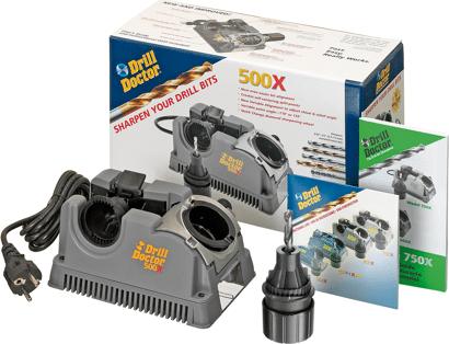Bohrerschleifmaschine Drill Doctor 500 X