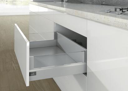ArciTech Frontauszug mit DesignSide 186/94