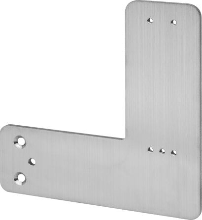 Montageplatten für Einhand-Türwächter