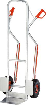 Stapelkarre Aluminium