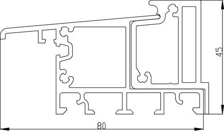Haustürbodenschwellen