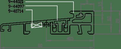 Bodenschwelle HTS18.1.0