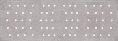 Iridium-Schleifmittel-Streifen 81 x 133 mm Multihole