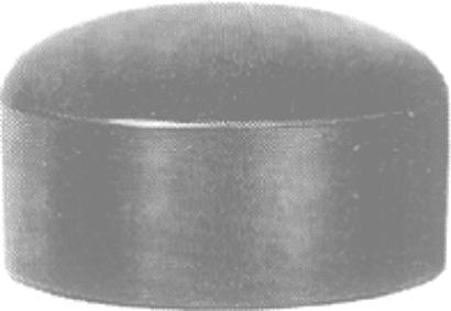 Rohrkappen für Rundrohre