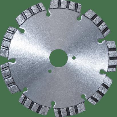Diamant-Trennscheibe Segmentiert für Popp Montagefräse MF 150