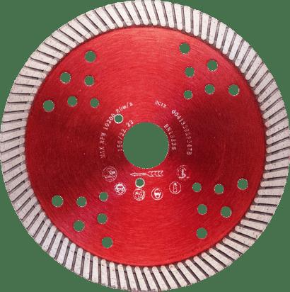 Diamant-Trennscheibe für MF 150-47 C Plus