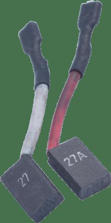 Kohlebürsten-Paar für MF 150-47 und MF 180-62