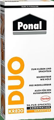 Duo 2K-PUR-Spachtel